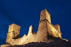 Fort van Diosgyor Royalty-vrije Stock Foto's