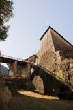 146_The fort van Exilles Royalty-vrije Stock Afbeeldingen