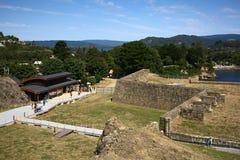Fort van Niebla, Chili Royalty-vrije Stock Fotografie