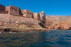 Fort van St John Baptist Royalty-vrije Stock Afbeeldingen