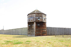 Fort Vancouver Royalty Free Stock Photos