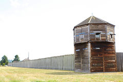 Fort Vancouver Stock Photo