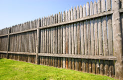 Fort Vancouver National Historic Site Stock Image