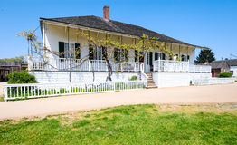 Fort Vancouver National Historic Site Stock Photography