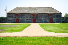 Fort Vancouver National Historic Site Stock Images
