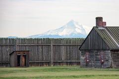 Fort Vancouver, Waszyngton Obraz Royalty Free