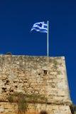 Fort von Rethymnon Stockbilder