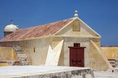 Fort von San Sebastian del Pastelillo Stockfotos