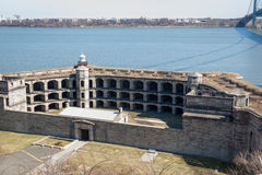 Fort Wadsworth stockfotos