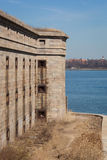 Fort Wadsworth lizenzfreies stockfoto