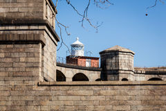 Fort Wadsworth Royalty Free Stock Photos