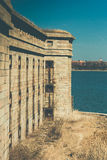 Fort Wadsworth Royalty Free Stock Photography