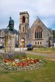 Fort William är en stad i den västra skotten Skottland Förenade kungariket Europa arkivbilder