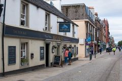 Fort William è una città in Scozia scozzese occidentale Regno Unito Europa fotografie stock