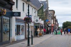 Fort William é uma cidade no scotland escocês ocidental Reino Unido Europa foto de stock royalty free