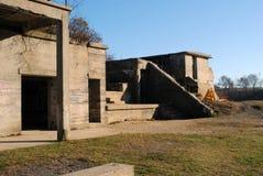 Fort William, плаща-накидк Элизабет Мэн США Стоковое Фото