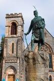 Fort William es una ciudad en la Escocia escocesa occidental Reino Unido Europa imagen de archivo