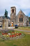 Fort William est une ville en Ecosse écossaise occidentale Royaume-Uni l'Europe images stock