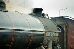 Fort William, Scotland -  August 17 2005. Old steam train The Ja Stock Photography