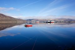 Fort William Scotland Royalty Free Stock Photography