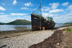 Fort William in Scotland Royalty Free Stock Images