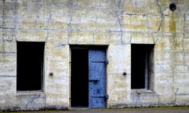 Fort Worden Armory Bunker Royalty Free Stock Images