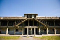 Fort Worden Bunker Royalty Free Stock Images