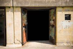 Fort Worden Bunker Stock Images