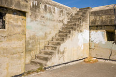 Fort Worden Bunker Royalty Free Stock Photo