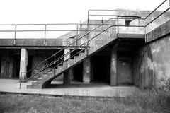 Fort Worden Bunker Stock Photography