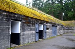 Fort Worden Stock Photography