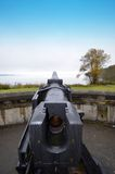 Fort Worden Gun Royalty Free Stock Image