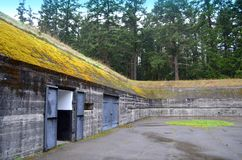 Fort Worden Port Townsend Royalty Free Stock Photos