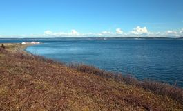 Fort Worden, Port Townsend Waterfront View
