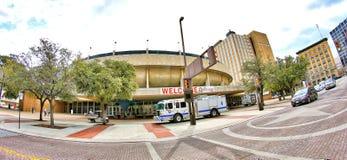 Fort Worth Convention Center, Fort Worth Tejas Imágenes de archivo libres de regalías