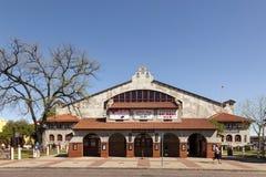 Fort Worth Cowtown kolosseum przy Stockyards Obraz Stock