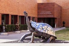 Fort Worth muzeum szkoła Teksas, usa Obrazy Stock