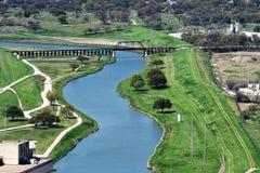 Fort Worth pejzaże miejscy zdjęcie stock