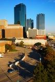 Fort Worth Texas Arkivbilder