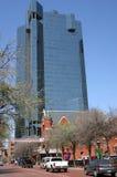 Fort Worth van de binnenstad royalty-vrije stock afbeelding