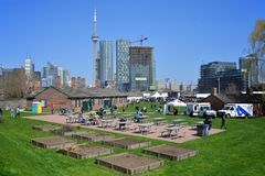 Fort York National Historic Site Stock Photos