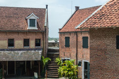 Fort Zeelandia Lizenzfreies Stockbild