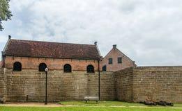 Fort Zeelandia Royaltyfri Fotografi