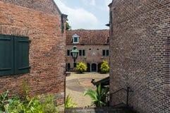 Fort Zeelandia Stock Photography