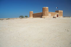 Fort Zubara Stock Images