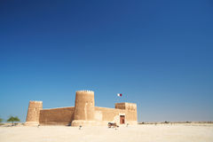 Fort Zubara Stock Photography