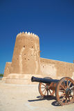 Fort Zubara Stock Photo