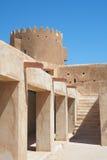 Fort Zubara Image libre de droits