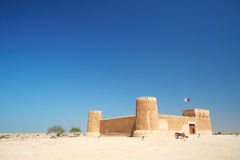 Fort Zubara Royalty Free Stock Photography