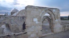 Fortalecimiento fuerte preservado del famagusta de la ciudad metrajes